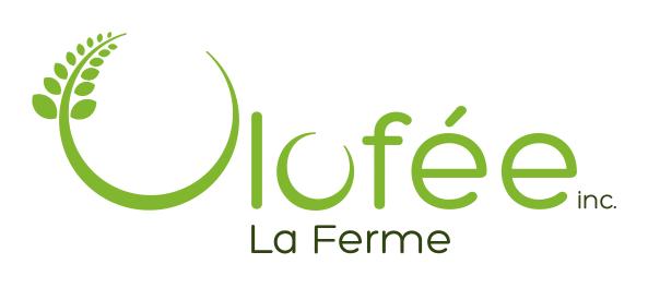 Logo de la ferme Olofée