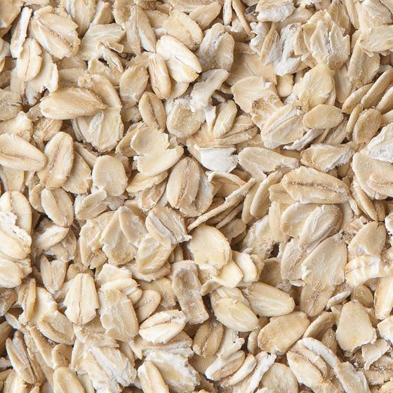 Large oat flakes