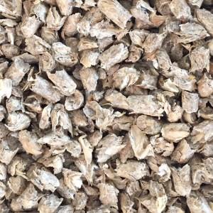 Écales d'avoine granulées